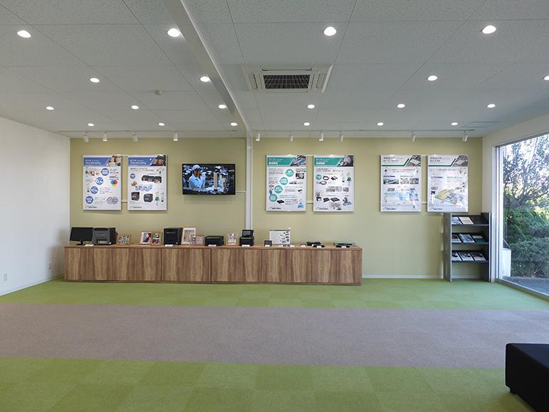 シンフォニアテクノロジー株式会社(伊勢製作所・ショールーム)