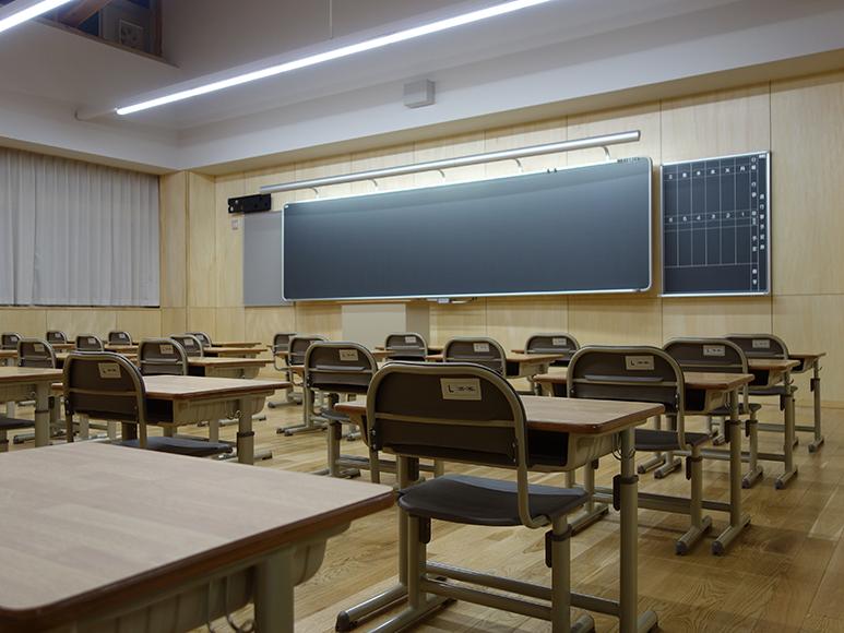 明和町立明和中学校(新校舎)